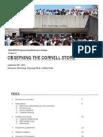 Cornell Store Report Giyoung Susanne Uchita