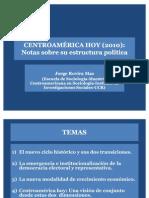 Notas sobre su estructura política.Cátedra EFT.2011