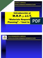 MRP-JIT