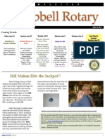 Rotary Newsletter Jun 21 2011