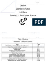 Science Grade 4 Unit 1 2010 Guide