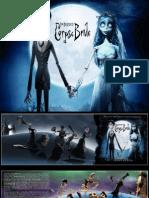 Corpse Bride - Digital Booklet
