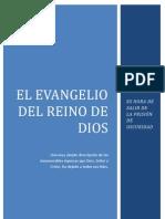 El Evangelio del Reino de Dios. capítulos 1-5