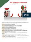 Dialogue entre Bouheflika et Mohand VI