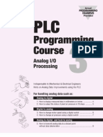 PLC Programming Course3