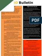 H3O Safety Bulletin 5-1-2011[1]