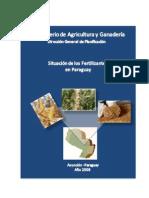 Situaci%C3%B3n de los Fertilizantes en el Paraguay
