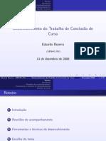 Modelo - Apresentacao Do Tcc - Senac-rj