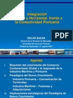 Estrategia de Los Ope Rad Ores Portuarios Globales