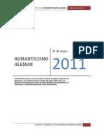 ROMANTICISMO ALEMAN