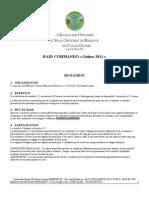 reglement 2011