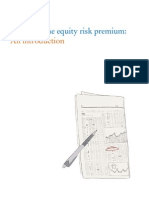 GT RealTime Equity Risk Premiums - White Paper - FINAL