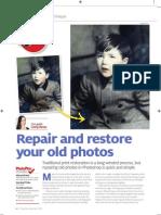 Photo Restoration Tutorial