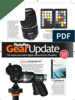 PhotoPlus Gear Update