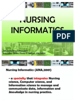 Nursing tics