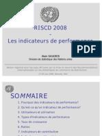 7-Les Indicateurs de Performance