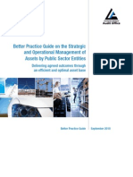 Strategic and Operational Management of Assets by Public Sector Entities