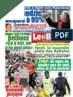 LE BUTEUR PDF du 22/06/2011