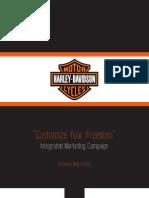Harley Davidson Campaign