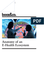 BoozCo Anatomy of E Heatlh Ecosystem