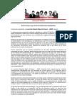 Declaración JRME - Movilizaciones Estudiantiles - 21 Jun 2011