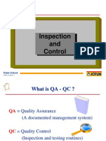 Paint Inspection and Control