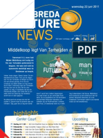 Breda Future dagjournaal 22 juni