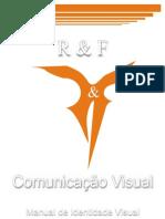 Manual de Identdade visual - RF comunicação visual