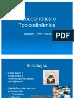 2.3 Toxicocinética e Toxicodinâmica(3)