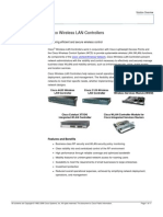 Cisco Wireless LAN Controllers Solutions