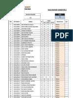 Nilai Raport Semester 2 x3