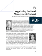 Hotel Asset Management - Pricipals & Practices