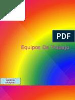 Equipos De Trabajo  PDF