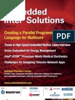 Embedded Intel Solutions Summer 2008
