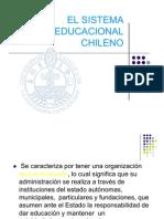 El Sistema Educacional Chileno