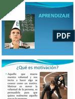 Motivación Del Aprendizaje