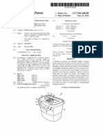Shredder with thickness detector (US patent 7963468)