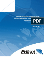 Manual Virtuamart-EDINET