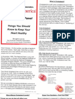 CholesTrak Cholesterol Testing Guide