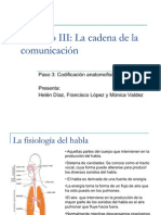 LENGUAJE - Patologia Del Lenguajee