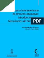 Libro Medina Sobre Sistema Inter America No