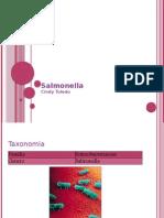 disertación Salmonella