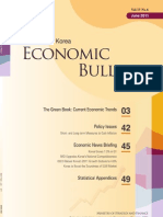 Economic Bulletin (Vol. 33 No.6)