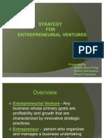 Entrepreneurial Ventures Final