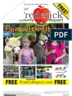 Frederick County Report 6/22/2011
