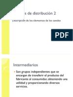 Canales de distribución 2