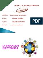 E-learning y M-learning Katy