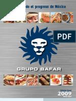 BAFAR informe-2009