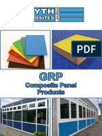 Solid Coloured Panels 1 Brochure