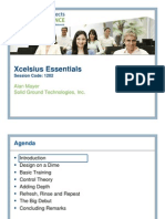 Xcelsius Essentials